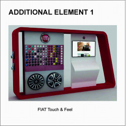 FIAT Touch & Feel without...