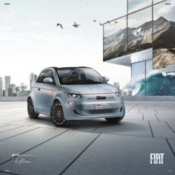 Wall Graphics FIAT 180x180cm