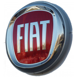 LOGO FIAT H 650 CON LED