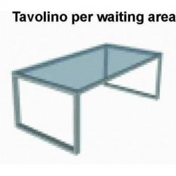 Tavolino per waiting area alfa