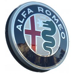 LOGO ALFA ROMEO H 650 CON LED